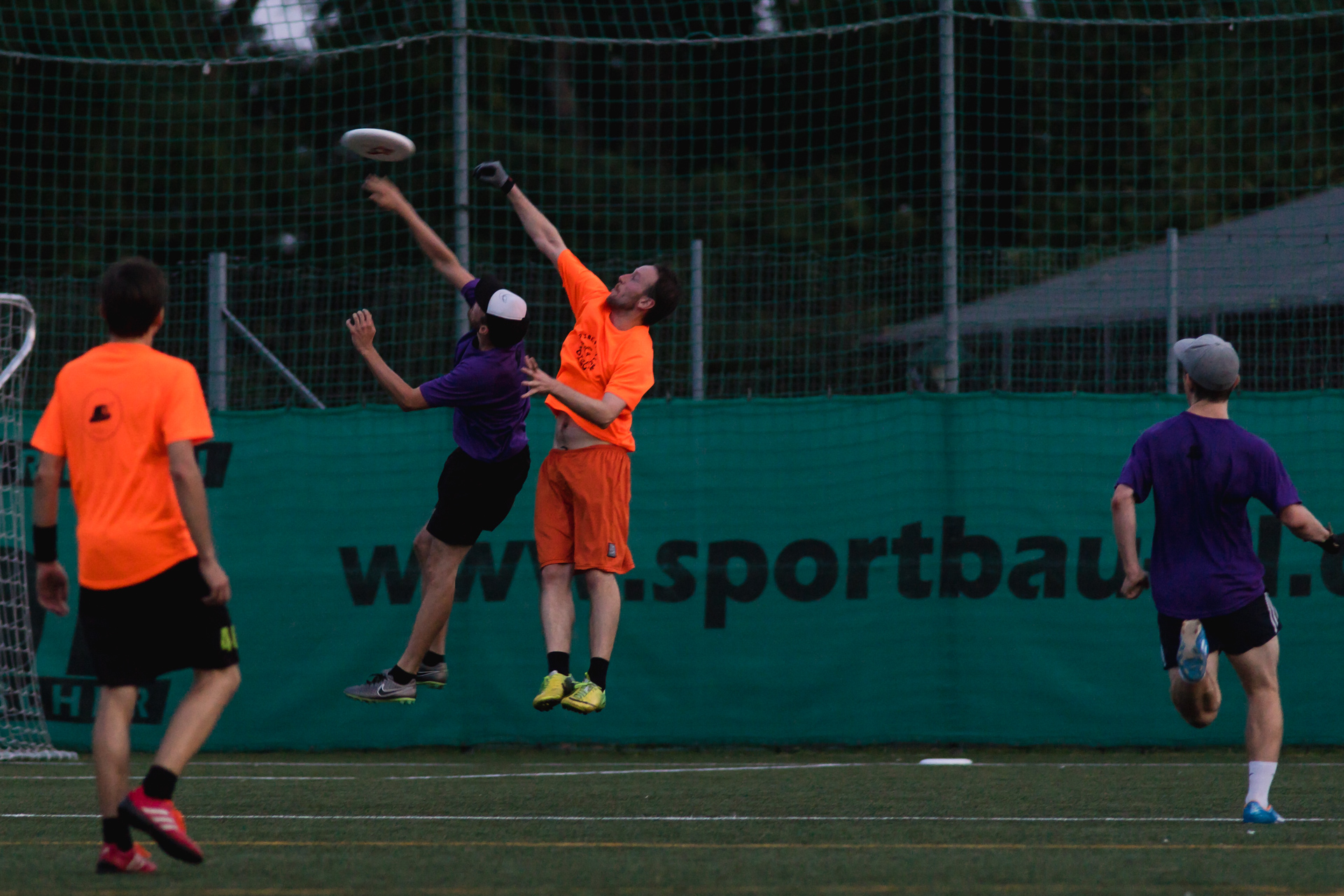 Vienna Ultimate Hat Summer League – Crossgame