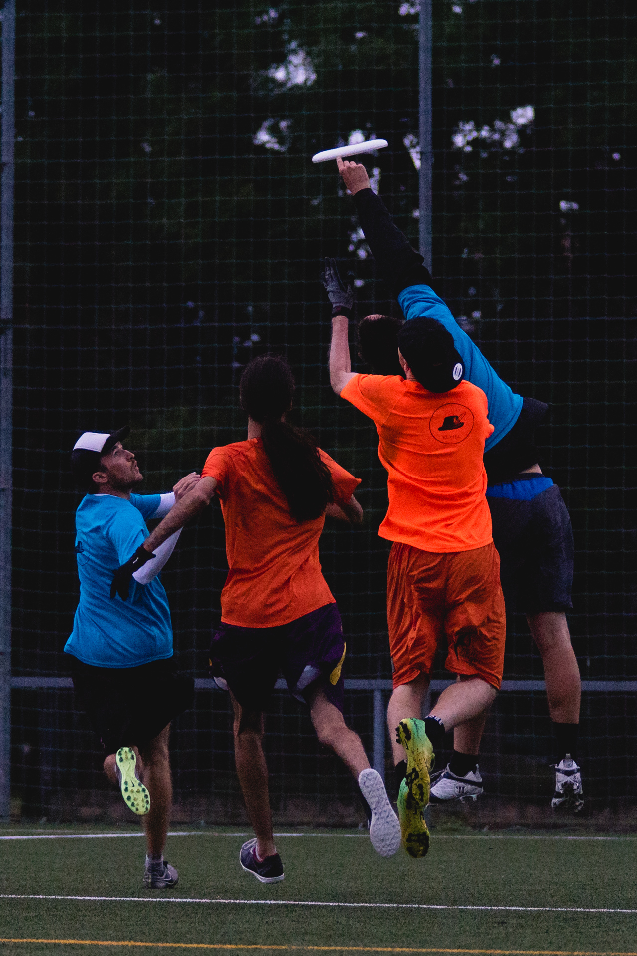 Vienna Ultimate Hat Summer League – Finalgames